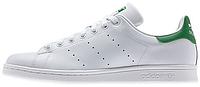 "Мужские кроссовки Adidas Stan Smith ""White/Green"""