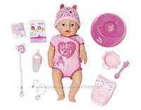 Интерактивный пупс Baby Born Очаровательная малышка Zapf Creation 824368