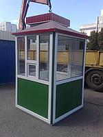 Охранная будка