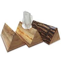 Серветки паперові «Дрова», фото 1
