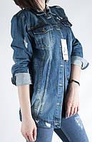 Женская джинсовая куртка, производства Турция, фото 1