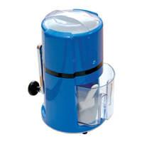 Измельчитель льда, ледомолка Co-Rect синяя