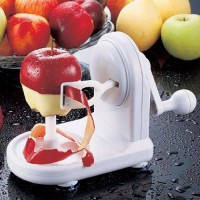 Машинка для чистки яблок Apple Peeler + подарок яблокорезка