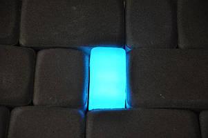 Светильник тротуарный RGB 6х12х6