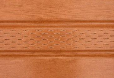 Панель ASKO  перфорированная и без перфорации (светлая сосна)