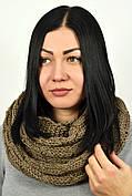 Снуд Виржини капучиновый