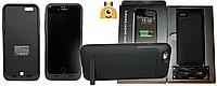 Чехлы-аккумуляторы Power Bank для iphone 5/5S,  Black