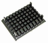 Нижняя часть толкателя для очистки сетки блендера Philips 420303600321
