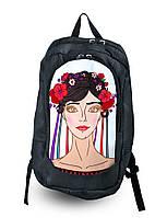 Рюкзак с фотопечатью Украиночка