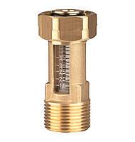 "Расходомер BRV 03654DN15P-12 3/4"", 2-12 л/мин, накидная гайка, фото 2"