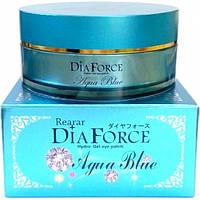 Гидрогелевые патчи с минералами Rearar DiaForce Hydrogel EyePatch Aqua Blue Big size, фото 1