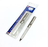 Металлическая Пилочка для ногтей SPL 90164, с лазерным напылением 11,5 см, фото 1