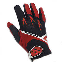 Мотоперчатки Atom Cross Red (Распродажа) L