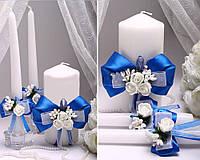 Набор свадебных свечей Flowers