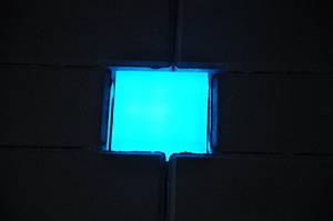 Светильник тротуарный RGB 12х12х6