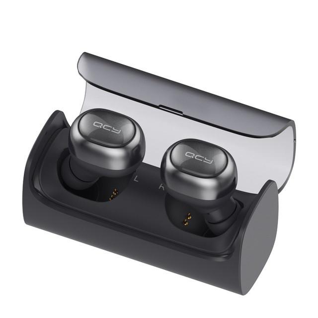 Бездротові навушники Bluetooth QCY Q29 Dark Grey