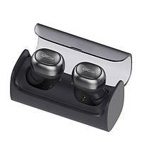 Бездротові навушники Bluetooth QCY Q29 Dark Grey, фото 1