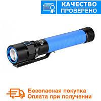 Фонарь Olight LED S2A BATON XM-L2 BLUE {S2A XM-L2 BL}, фото 1