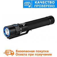 Фонарь Olight LED S2A BATON XM-L2 BLACK (S2A XM-L2 BLK ), фото 1