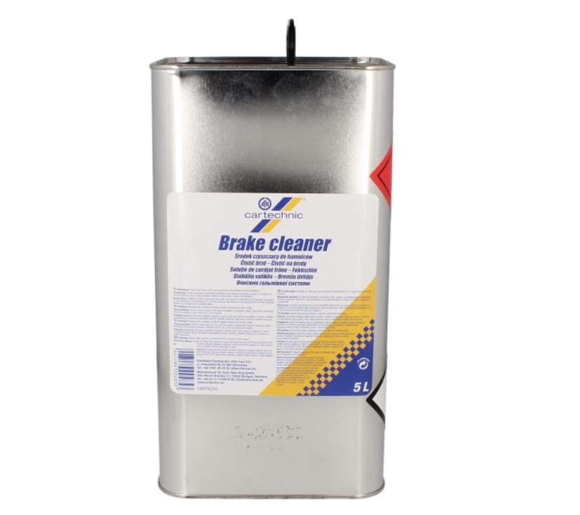 Очиститель тормозов Cartechnic Brake Cleaner 5000мл