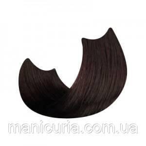 Безаммиачная крем-краска Fanola Oro Therapy Color Keratin 4.5 Коричневый махагоновый, 100 мл