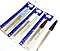 Пилочка для ногтей SPL 9217, 17.5 см