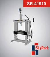 Пресс гаражный гидравлический настольный SkyRack SR-41910. Стоимость с доставкой.