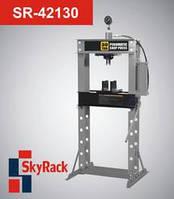 Пресс гаражный гидравлический напольный SkyRack SR-42130. Стоимость с доставкой.
