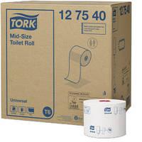 Tork т/бумага Mid-size в миди рулонах (Universal) 135 м. 1 сл. 127540