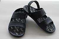 Мужские  сандали синие ПВХ Прогресс, фото 1