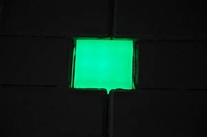 Светильник тротуарный RGB 18х12х6