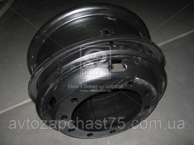 Диск колесный Камаз 6520, Камаз Евро 2, R20x8,5 (производитель Камаз, Россия)