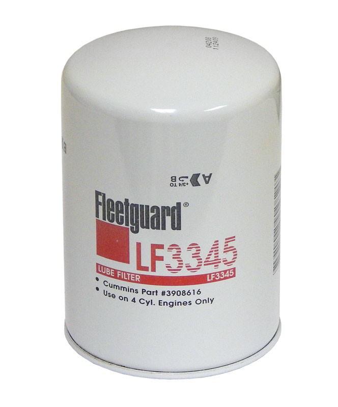Фільтр масла Cummins 4B LF3345, LF3553, 3908616