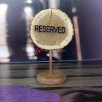 Стойка для резерва столов, d 85 мм, h 15 мм
