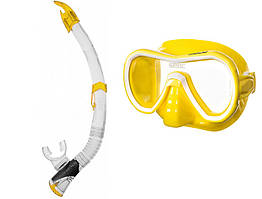 Набір (маска, трубка) Seac Giglio Fast Tech