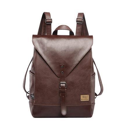 7c868d499452 Мужской кожаный рюкзак. Мужской портфель. Модель с16 - Интернет-магазин