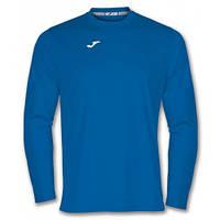 Футбольная футболка Joma COMBI синяя 100092.700