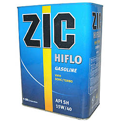 ZIC HIFLO 15W-40 200л