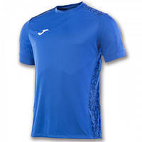 Футболка игровая Joma DINAMO II синяя 100734.700
