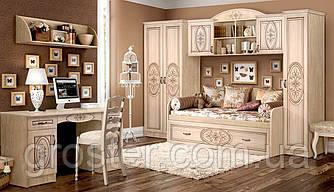 Комплект мебели для детской комнаты Василиса.