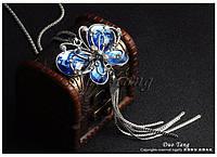 Молодежный кулон для девушки Бабочка с хвостом!, фото 1