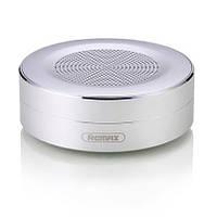 Bluetooth акустика Remax RB-M13 silver