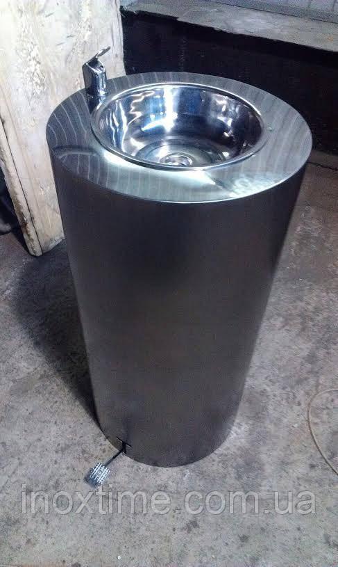 Питьевой фонтанчик пневматический