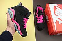 Кроссовки женские Nike Air Jordan 6 / NR-AJW-154 (Реплика)