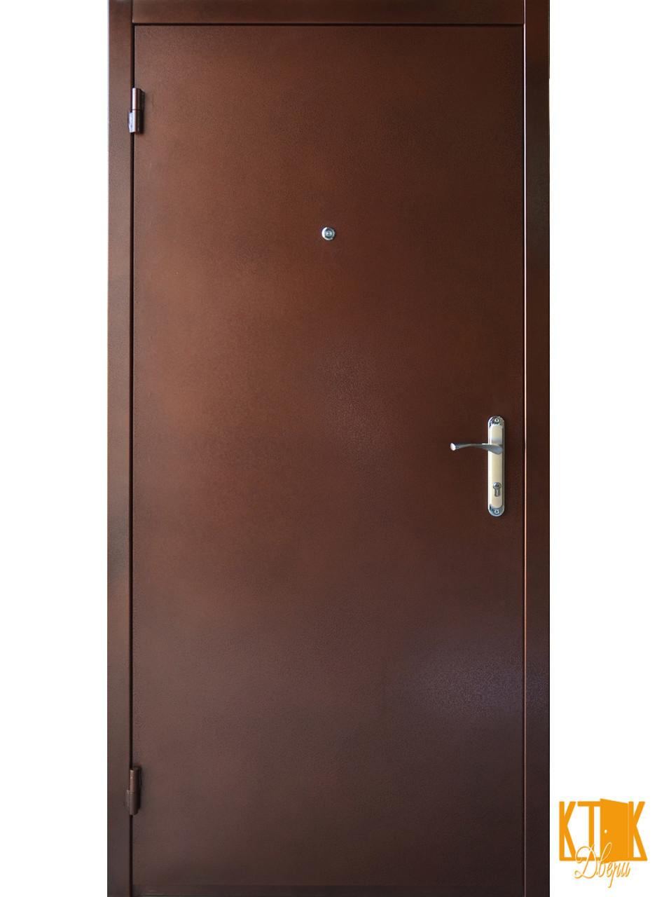 Входная дверь от Киевдвери Метал + ДСП