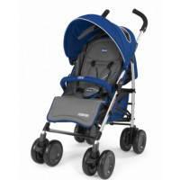 Прогулочная коляска Multiway Complete Evo Stroller, голубая, Chicco (79315.80)