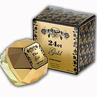 Жіноча туалетна вода 24 carat gold 85 ml