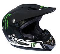 Мотоциклетный шлем MONSTER QUAD r.M