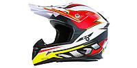 Мотоциклетный шлем JST ZED + очки
