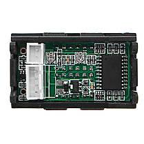 Постоянного тока 4.5-30В 0-100А двойной LED цифровой амперметр вольтметр счетчик, фото 3